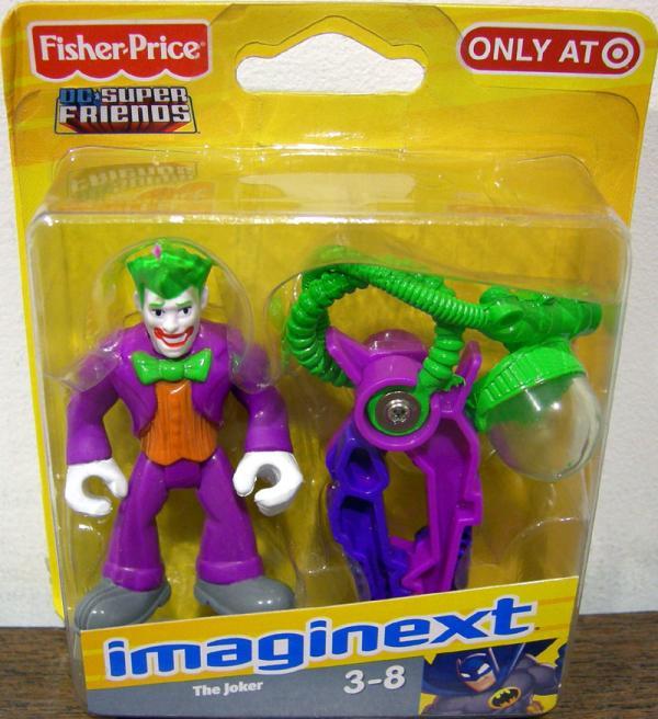 The Joker Imaginext