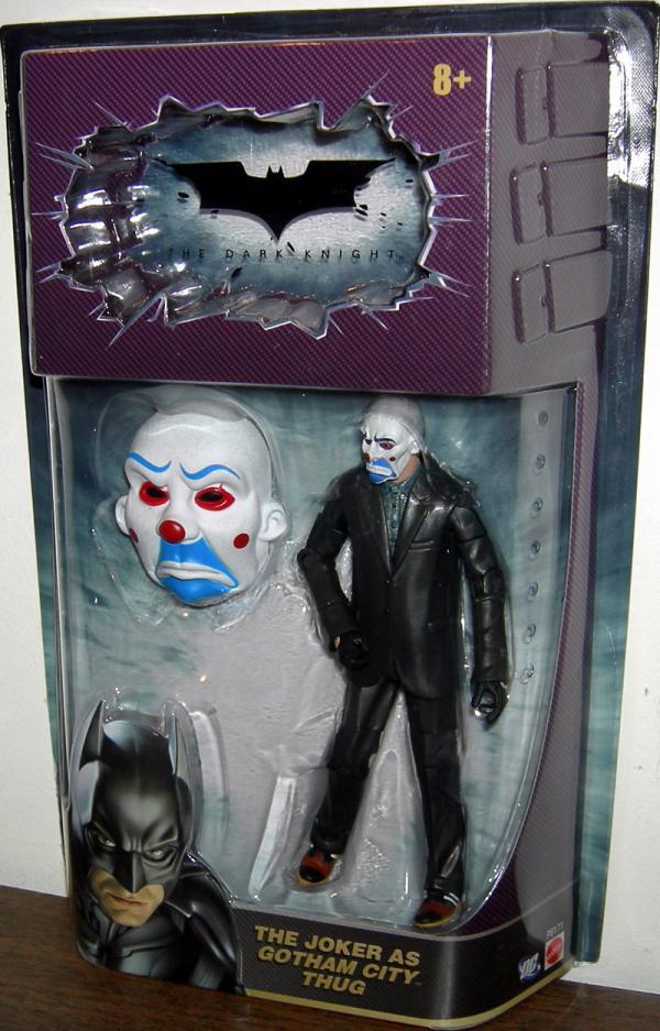 Joker Gotham City Thug Mattycollectorcom Exclusive action figure
