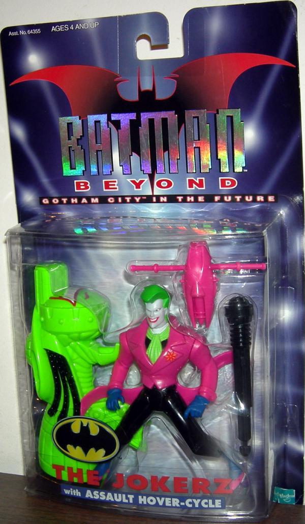 Jokerz Batman Beyond action figure Mattel