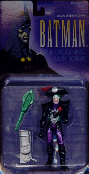 The Laughing Man Joker Warner Brothers