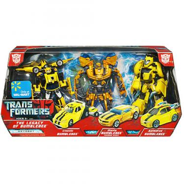 The Legacy Bumblebee 3-Pack