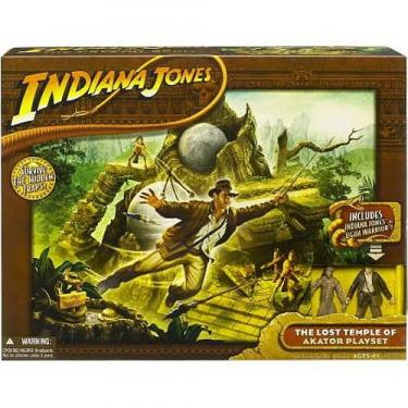 The Lost Temple Akator Playset
