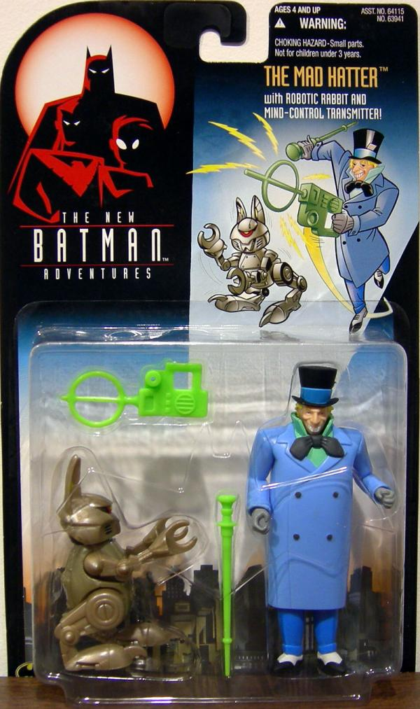 Mad Hatter action figure