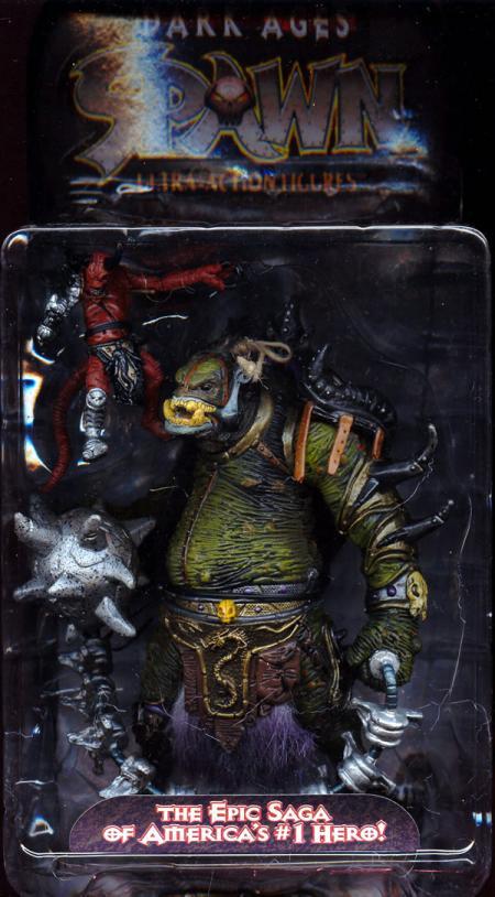 The Ogre repaint