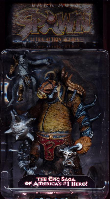 The Ogre mace