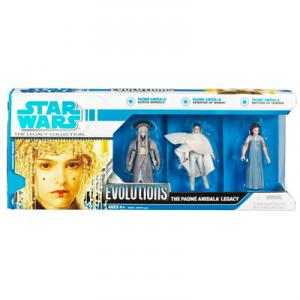 Padme Amidala Legacy Collection Star Wars action figures