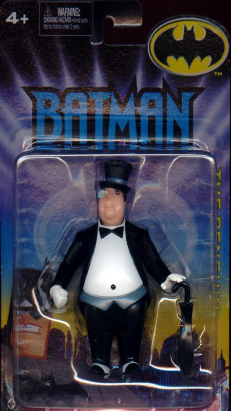 Penguin 2005 Batman action figure