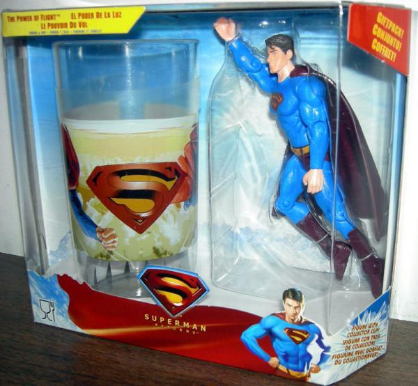 The Power Flight Superman
