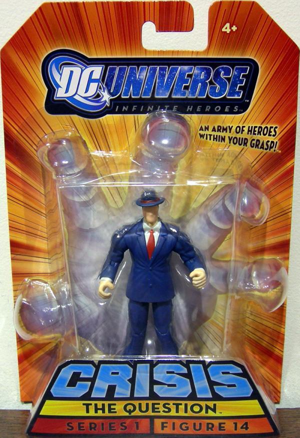 Question DC Universe Infinite Heroes Crisis action Figure 14