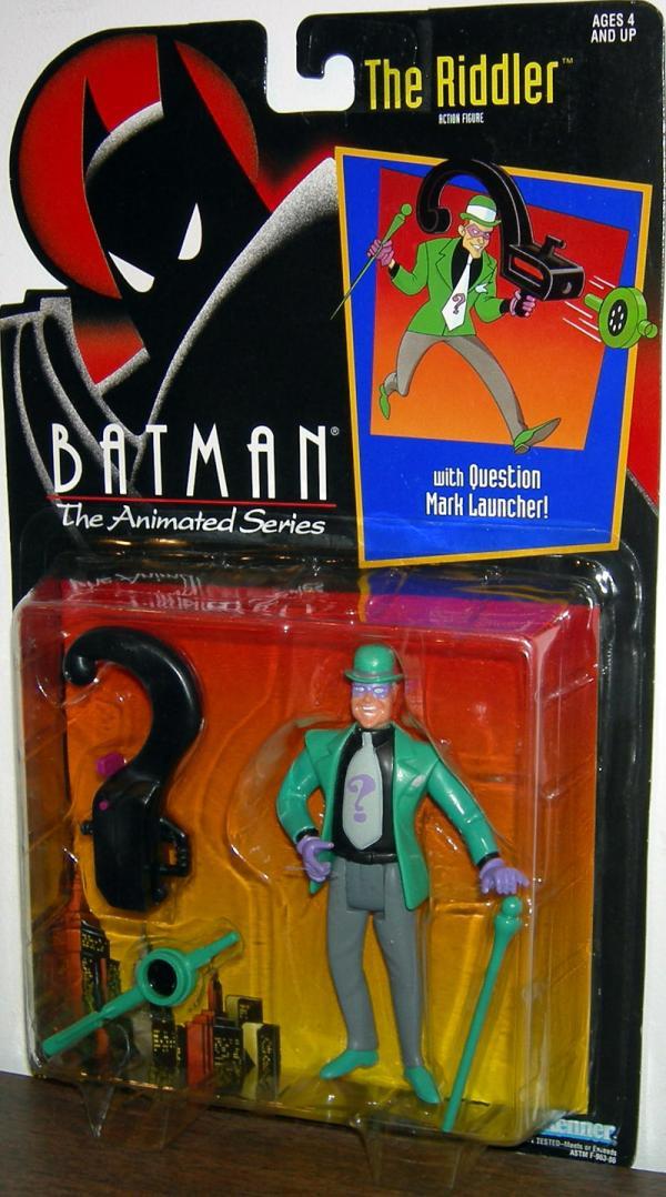 The Riddler Batman Animated Series