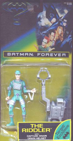 Riddler Figure Batman Forever Movie Target Exclusive