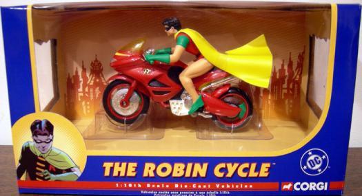 The Robin Cycle Corgi