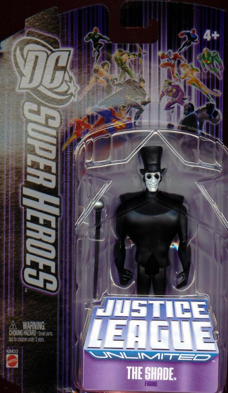 The Shade Justice League Unlimited