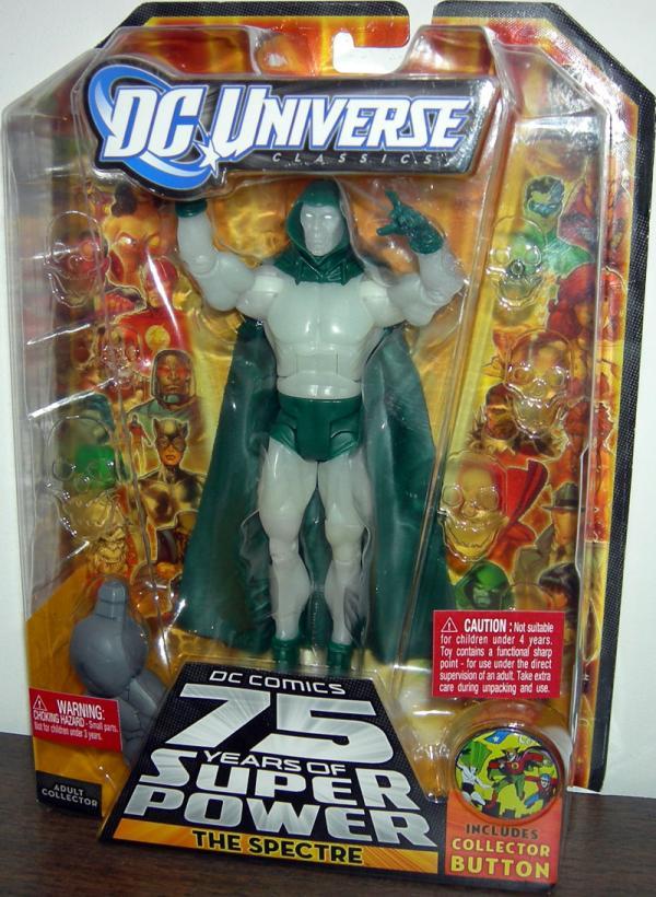 Spectre DC Universe Classics Variant Glow Dark action figure