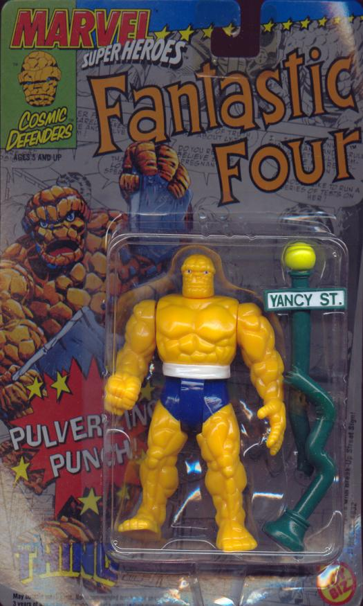 The Thing Marvel Super Heroes