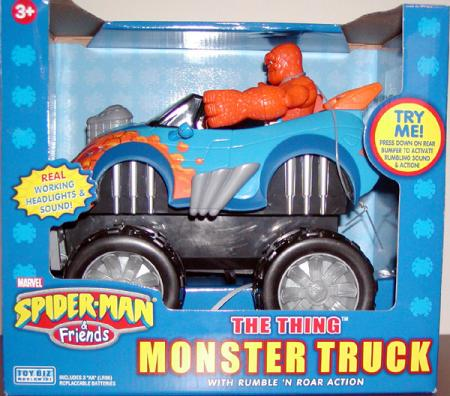 The Thing Monster Truck