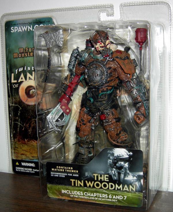 The Tin Woodman