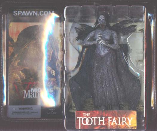 Tooth Fairy Figure Mouth Open Movie Maniacs V 5