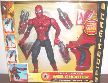 The Ultimate Web Shooter Spider-Man 2