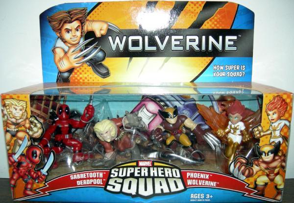 The Uncanny X-Men Super Hero Squad