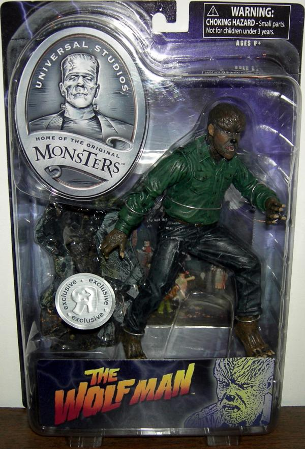 Wolf Man Universal Monsters Toys R Us Exclusive action figure