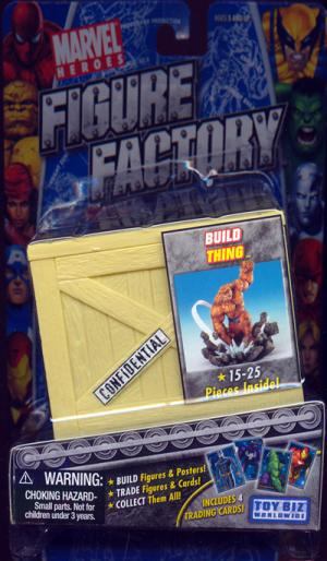 Build Thing Figure Factory action figure