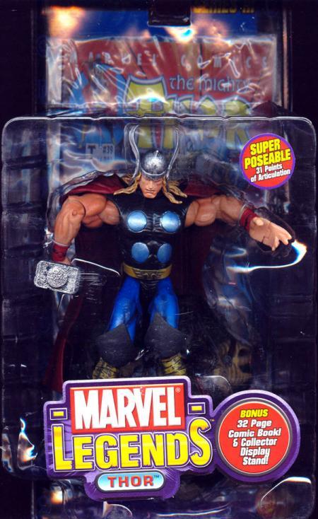 Thor Marvel Legends Series III action figure