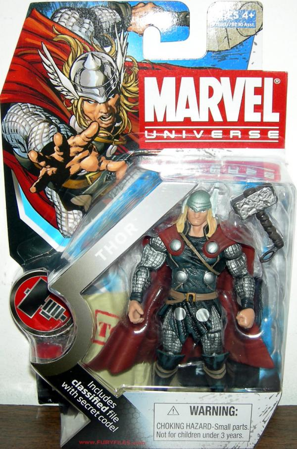 Thor Marvel Universe series 2 012 action figure