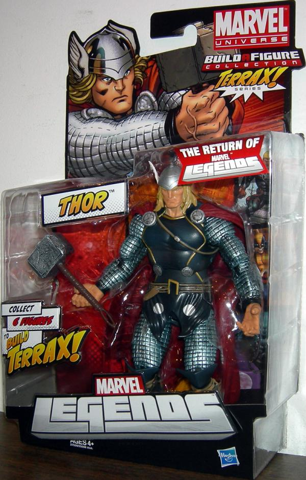 Thor Marvel Legends Universe Terrax Series action figure