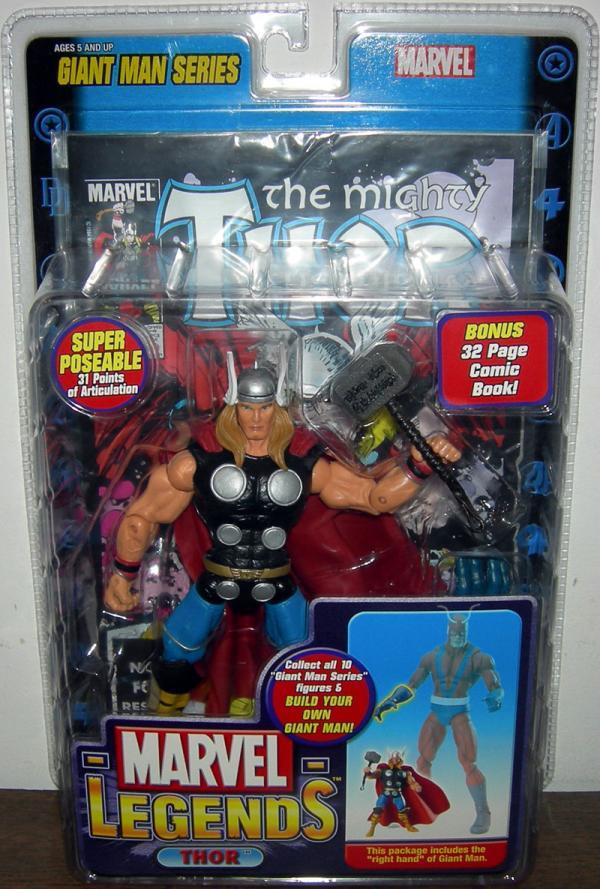 Thor Marvel Legends Giant Man Series action figure