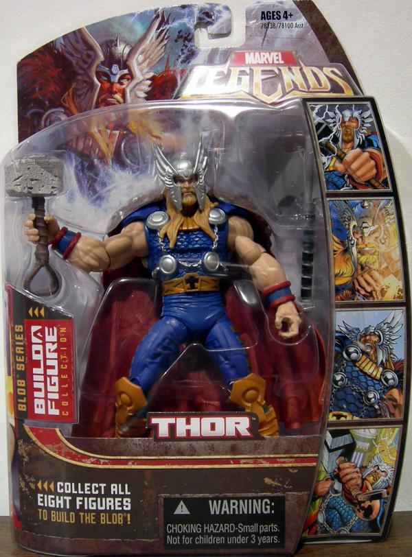 Thor Marvel Legends Figure Blob Series BAF Collection