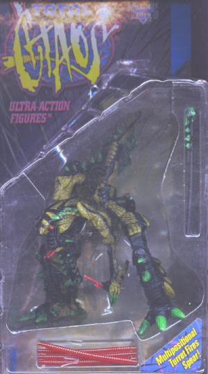 Thorax Repaint Total Chaos Spawn action figure