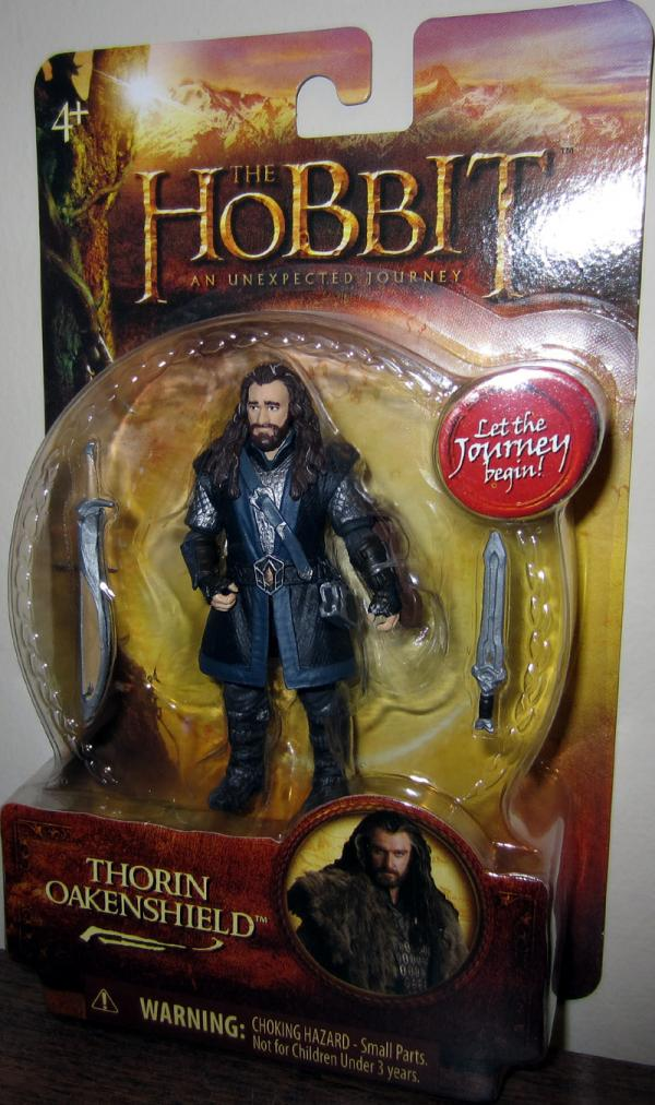 Thorin Oakenshield Hobbit Unexpected Journey action figure