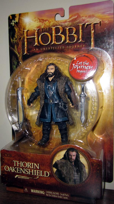 Thorin Oakenshield Hobbit Unexpected Journey action figure