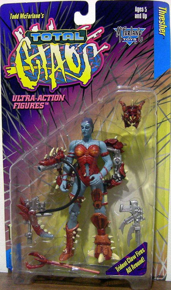 Thresher Total Chaos Spawn action figure