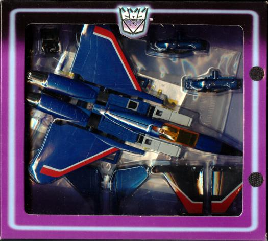 Thundercracker Figure Commemorative Series III Transformers