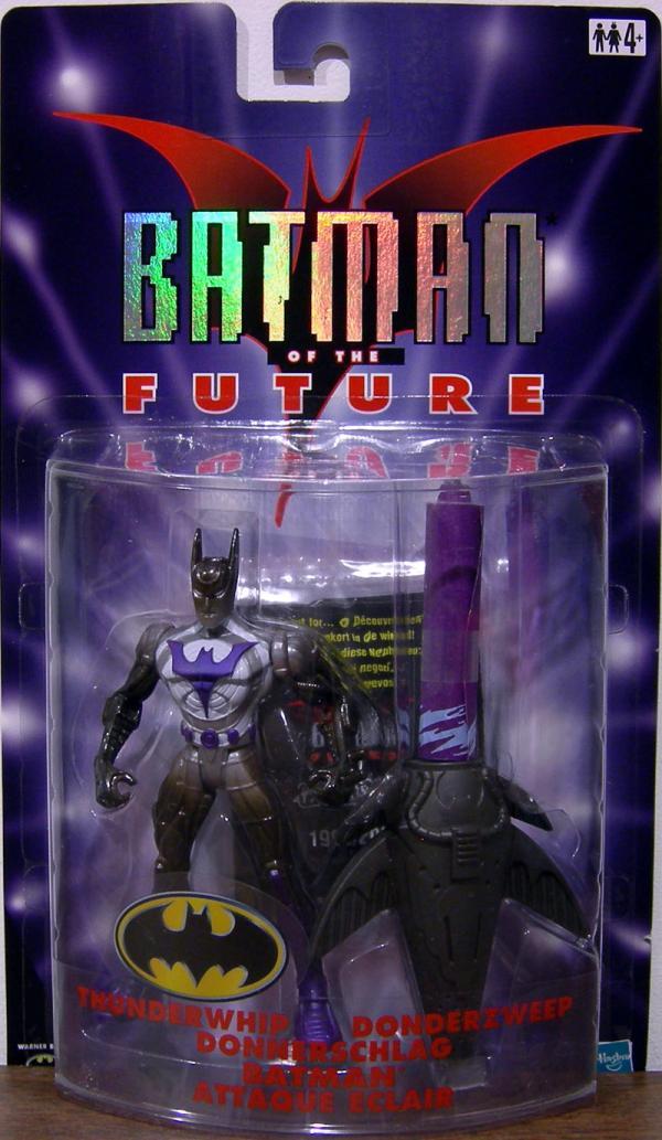Thunderwhip Batman Beyond action figure