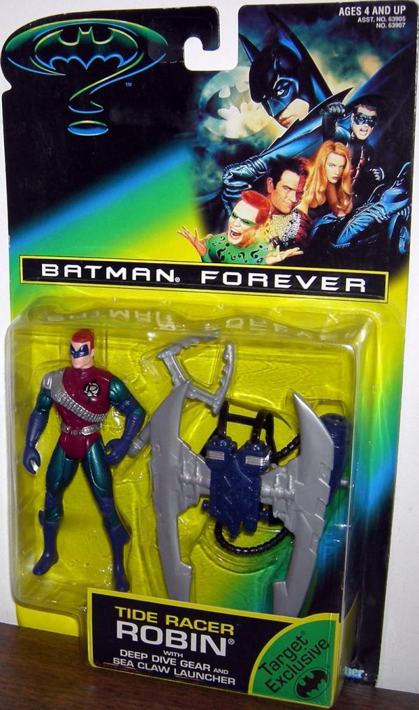 Tide Racer Robin Batman Forever Movie action figure