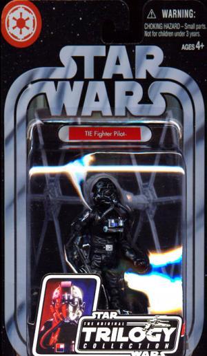 TIE Fighter Pilot Original Trilogy Collection 21 Star Wars action figure
