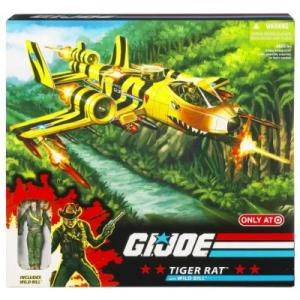Tiger Rat Wild Bill GI Joe Target Exclusive action figure vehicle
