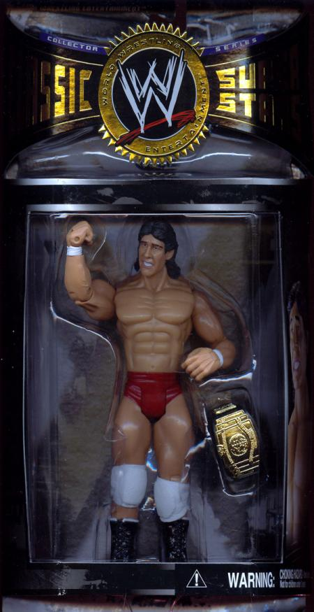 Tito Santana WWE Classic Super Stars action figure