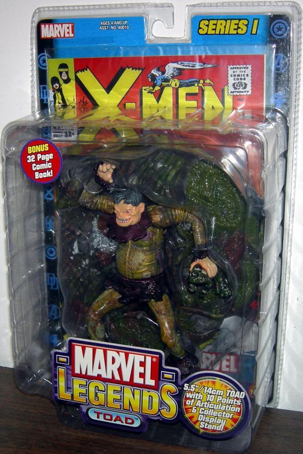 Toad Marvel Legends Series 1 action figure