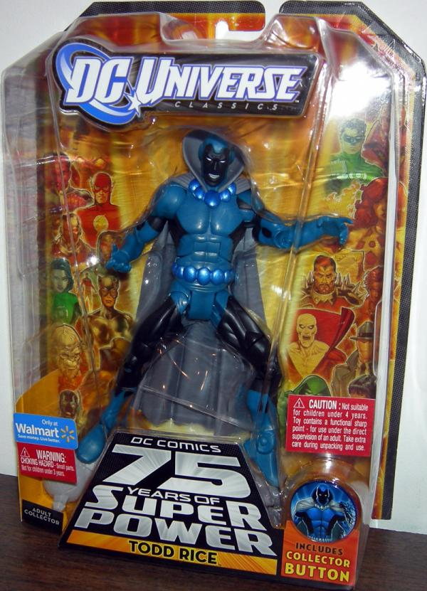 Todd Rice DC Universe Classics Walmart Exclusive action figure