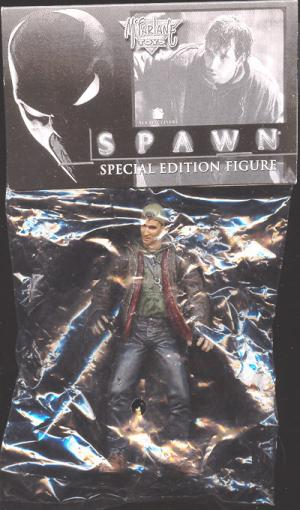Todd Bum Spawn Special Edition action Figure