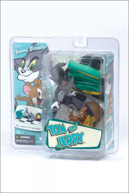 Tom Jerry Mouse Gets Cheese Game Cat action figures