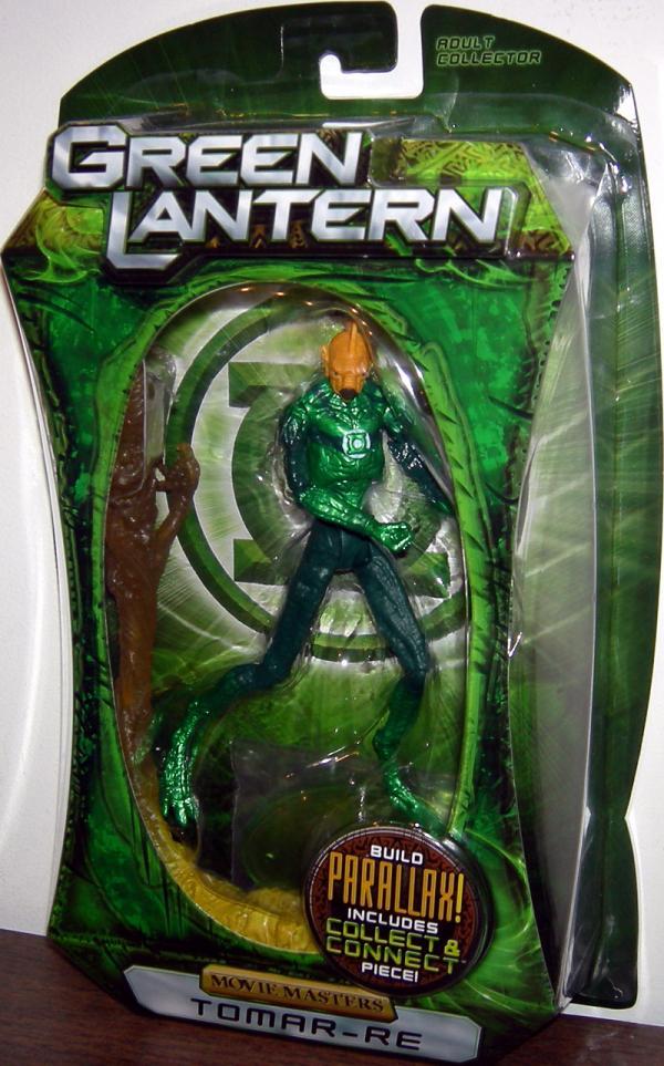 Tomar-Re Movie Masters Green Lantern Parallax action figure