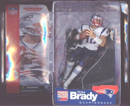 Tom Brady McFarlane SportsPicks Series 5 action figure
