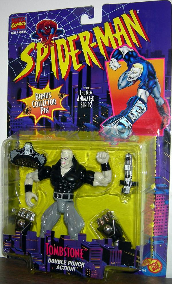 Tombstone Spider-Man Animated Series action figure
