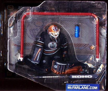 Tommy Salo McFarlane SportsPicks Edmonton Oilers action figure