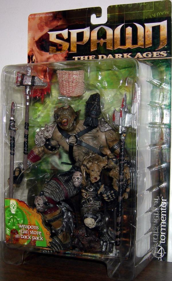 Tormentor Spawn Series 14 Dark Ages action figure